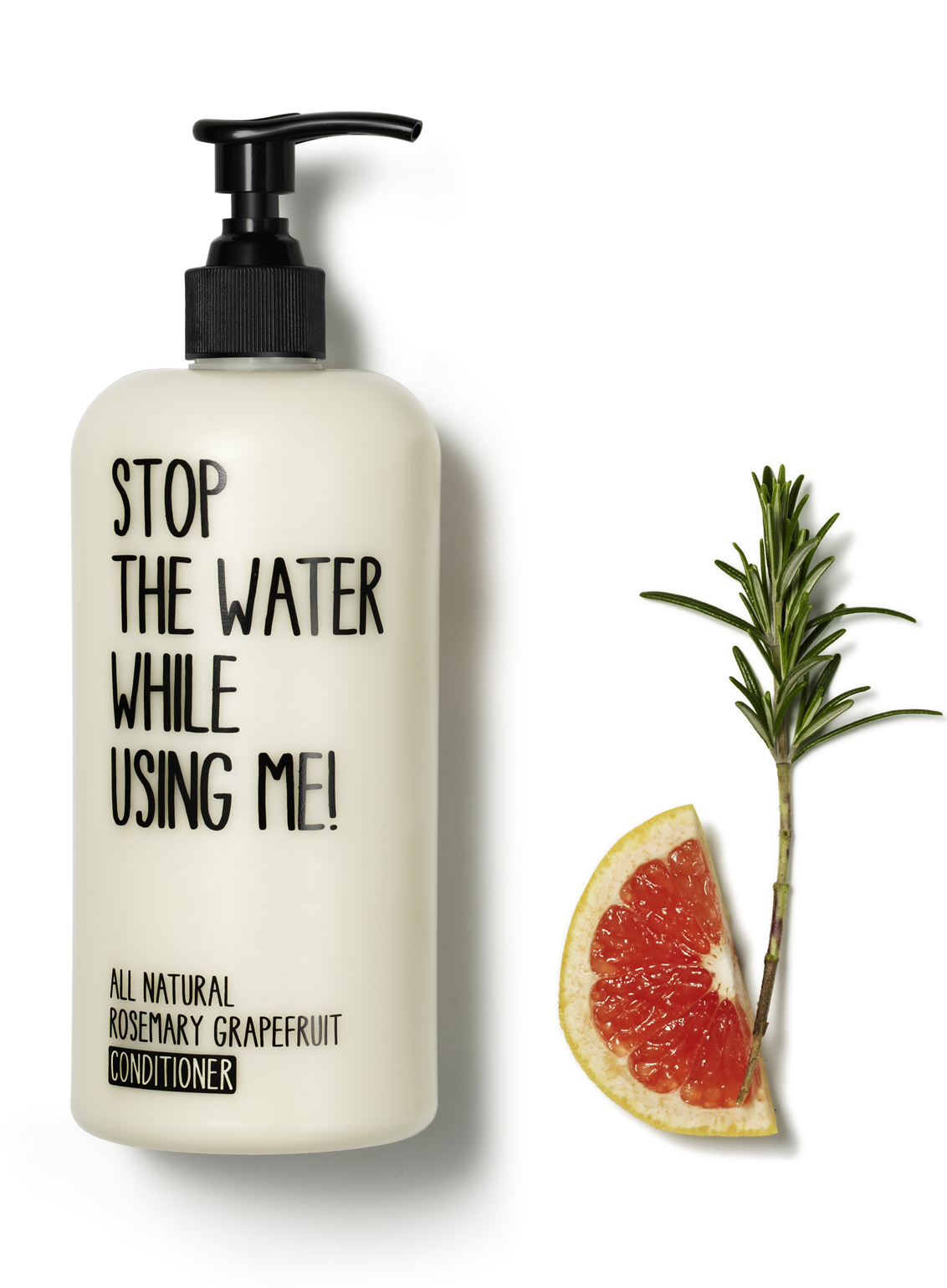 Stop the water while using me 迷迭香葡萄柚護髮乳500ml
