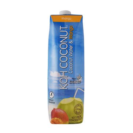 KOH酷椰嶼 椰子芒果汁 1L