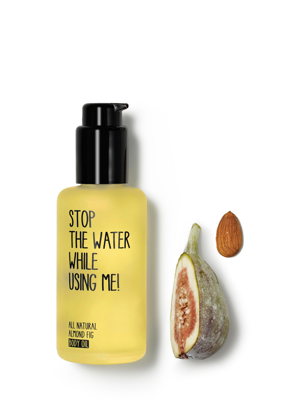 Stop the water while using me 杏仁無花果精華油100ml