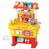 〔小禮堂〕麵包超人 料理台玩具組《黃.盒裝》