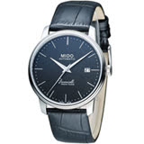 MIDO Baroncelli III 永恆系列復刻紳士機械腕錶 M0274071605000