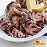 【極鮮配】一口小章魚 (250G±10%/包)-4包入