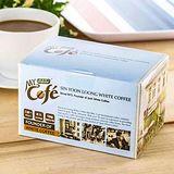 喜詮 新源隆怡保白咖啡無糖二合一X5盒 108公克(18g*6小包)/盒