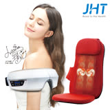 JHT Doctor手感溫熱按摩墊+VR睛放鬆眼部按摩器(兩色)