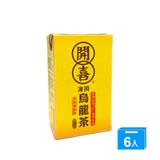 M-開喜凍頂烏龍茶(微甜) 250ml x6