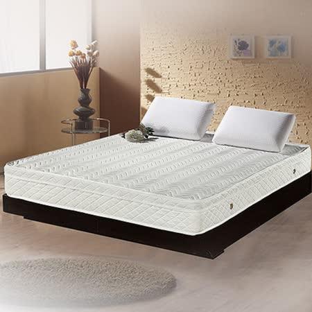 舒好眠 3M防潑水 三線獨立筒床墊-雙人