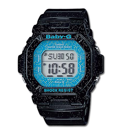 CASIO 卡西歐 BABY-G 日本版 繽紛時尚潮流雙顯運動女錶 BG-5600GL-1JF