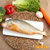 【極鮮配】肥滋滋精選黃魚 (500G~600G/包)-2包入