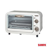 【聲寶SAMPO】9公升電烤箱 KZ-PA09