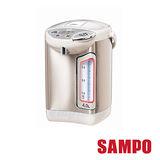 聲寶SAMPO 4公升大按鍵定溫熱水瓶(KP-YB40M)