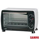 【聲寶SAMPO】19L電烤箱KZ-HF19