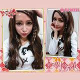 【PS Mall】 麻花辮子修飾小臉夢幻蓬鬆長捲髮 整頂假髮 挑染 新娘髮型 深棕色 (F062)