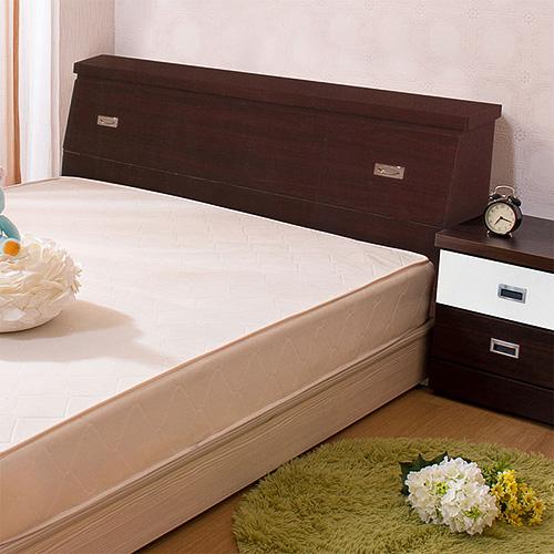 【ABOSS】麗雅6尺雙人加大胡桃色收納床頭箱/收納櫃/床頭箱/床頭片