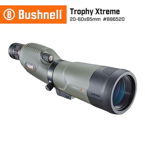 美國 Bushnell 倍視能 Trophy Xtreme 極限錦標 20-60x65mm 專業級賞鳥型單筒望遠鏡 886520 (公司貨)