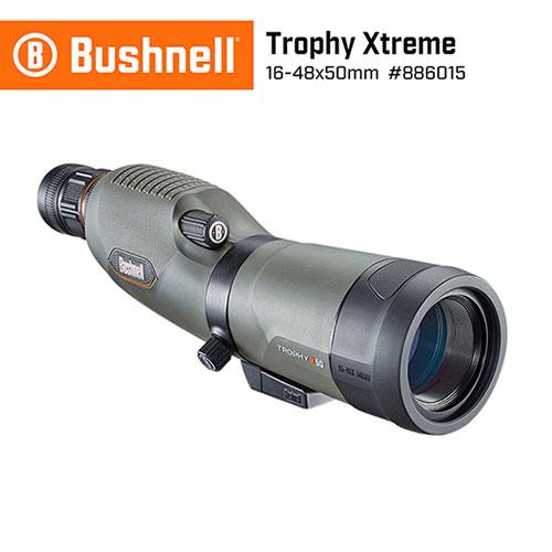 美國 Bushnell 倍視能 Trophy Xtreme 極限錦標 16-48x50mm 專業級賞鳥型單筒望遠鏡 886015 (公司貨)