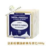 法鉑棕櫚油經典馬賽皂600B (600g) / 城市綠洲(天然香皂、沐浴清潔用品、法國原裝進口、手工皂)