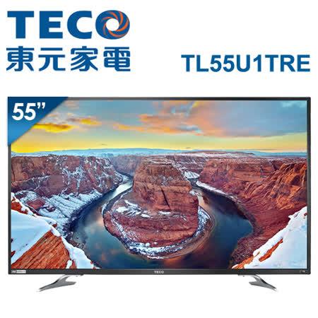 TECO東元 55吋 4K Smart連網顯示器