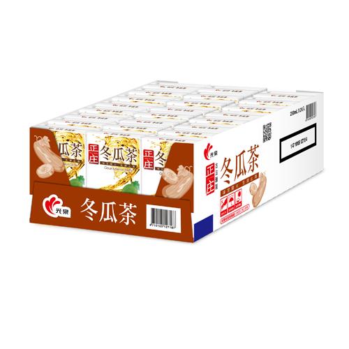 光泉正庄冬瓜茶250ml*24
