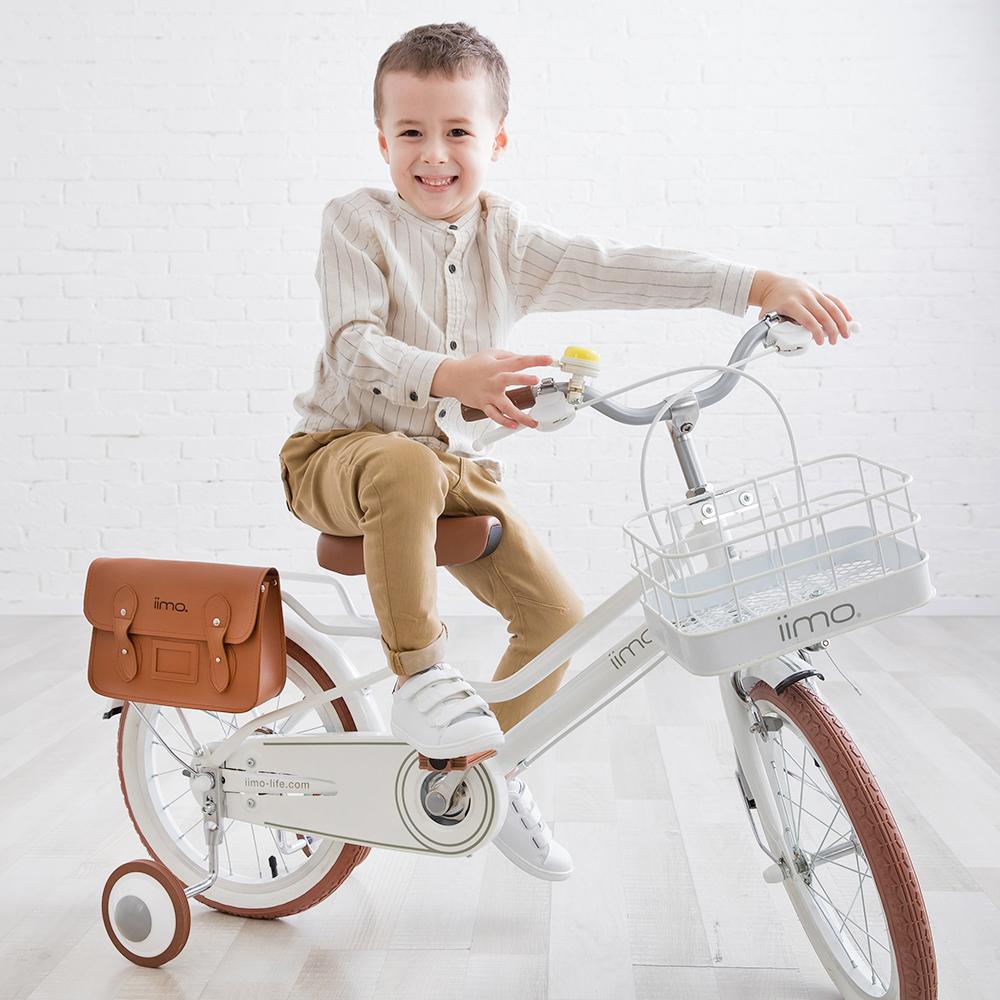 日本iimo 兒童腳踏車16吋