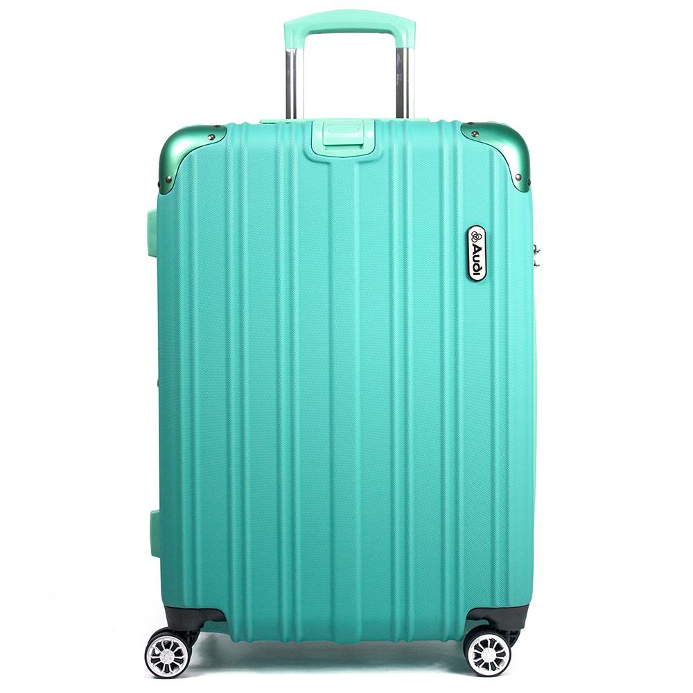 【Audi 奧迪】23吋霧面防刮行李箱