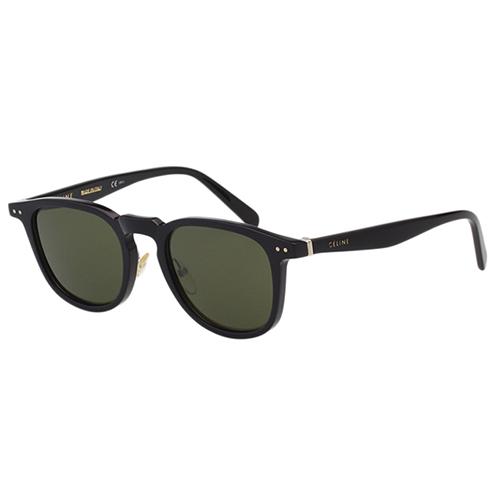 CELINE- 低調復古 太陽眼鏡 (黑色)