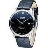 MIDO Baroncelli III 永恆系列矽游絲天文台認證機械錶 M0274081605800