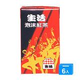 M-生活泡沫紅茶250ml*6
