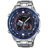 CASIO 卡西歐 EDIFICE 立體多層次不鏽鋼賽車腕錶/47mm/ERA-600RR-2A