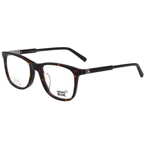 萬寶龍MONTBLANC 光學眼鏡 (琥珀色) MB637F