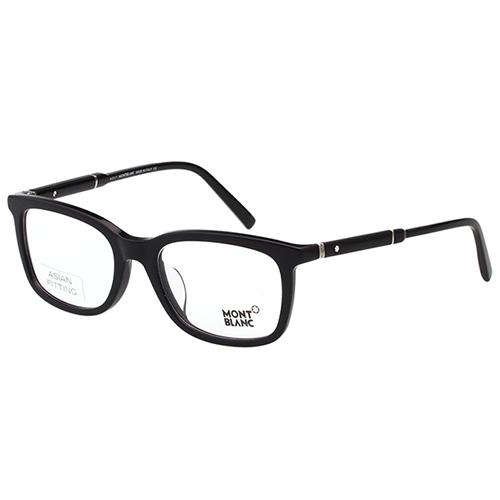 萬寶龍MONTBLANC 光學眼鏡 (黑色) MB638F