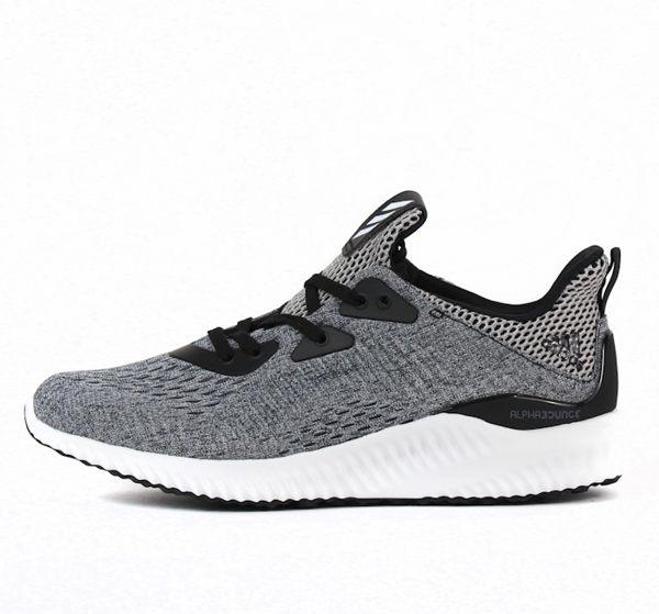 adidas 女 ALPHABOUNCE EM J 愛迪達 慢跑鞋- BW0579