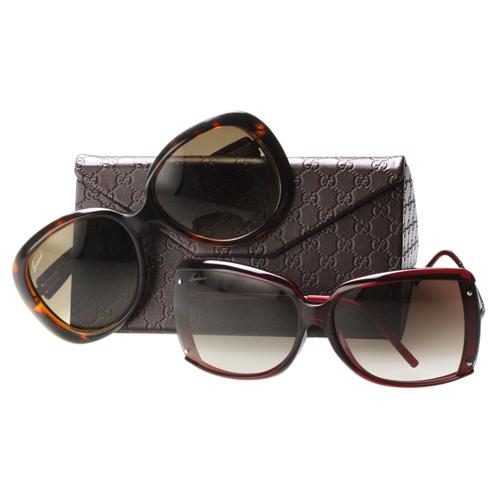 GUCCI 時尚太陽眼鏡 任選一款單一價