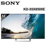 SONY 55吋4K高畫質Android液晶電視 KD-55X8500E-2/25前買就送Sony經典銅牌對杯