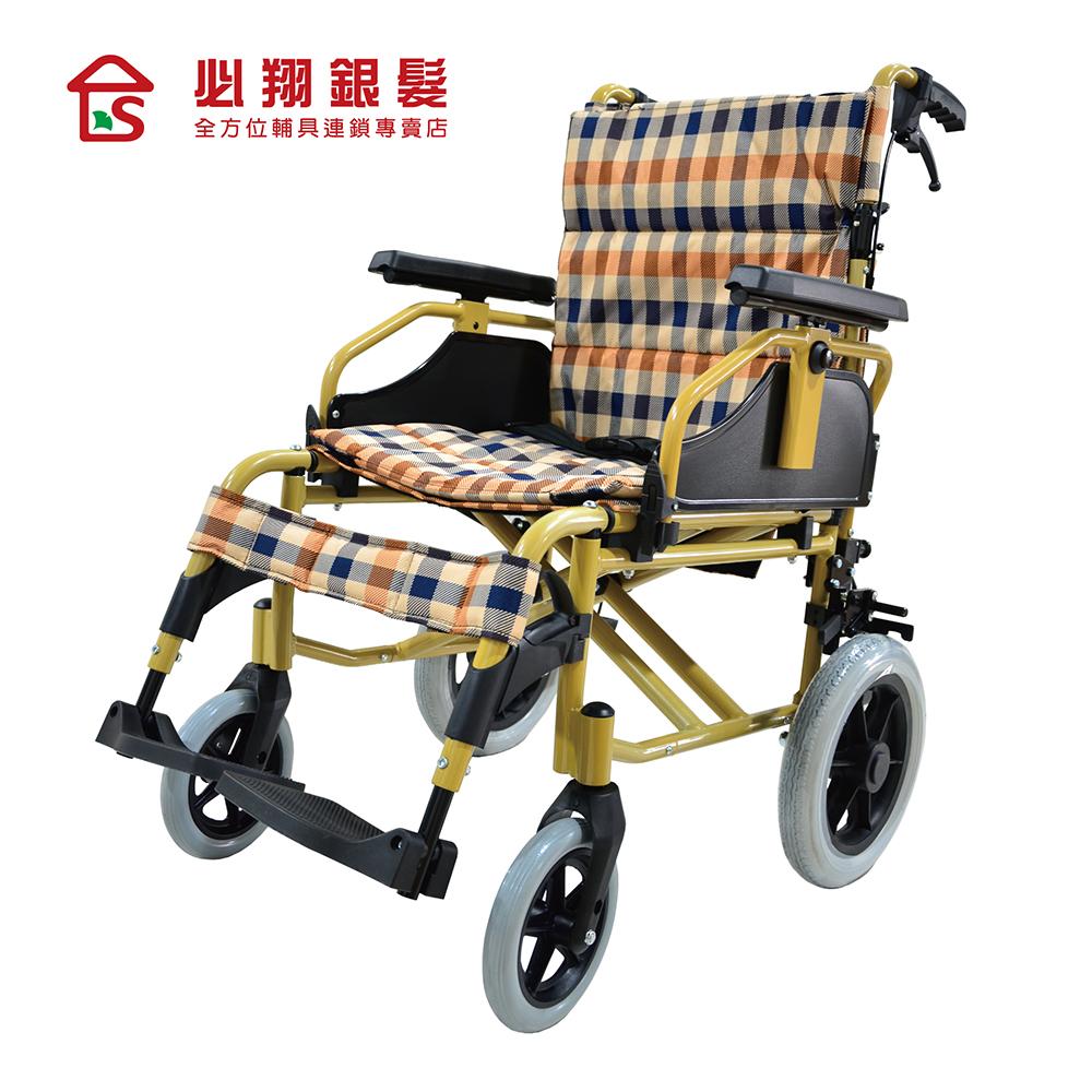 【必翔銀髮】移位型看護輪椅 PH-163BF(未滅菌)