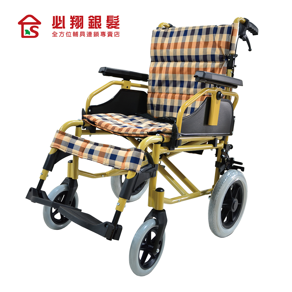 【必翔銀髮】移位型看護輪椅 PH-183BF(未滅菌)
