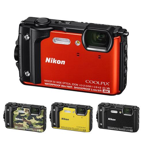 Nikon Coolpix W300 (公司貨)-加碼送原廠電池