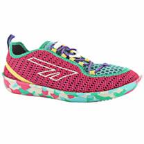 (HI-TEC)英國超輕著感ZUUK絲瓜鞋(女)迷彩虹O002518078