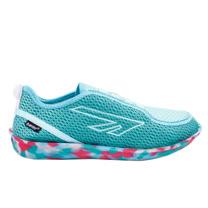 【英國HI-TEC】超輕懶人鞋絲瓜鞋二代(湖水綠)_O006467061