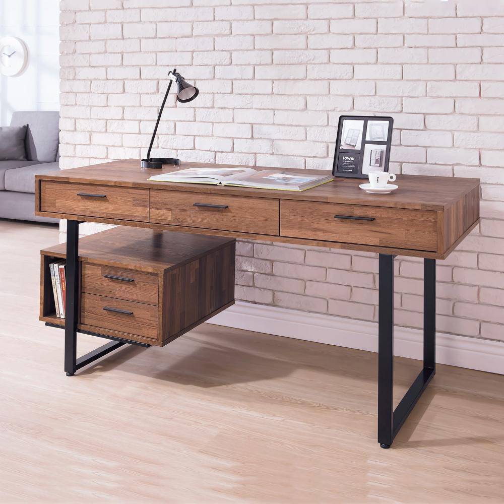 AS 達斯丁木紋5尺書桌