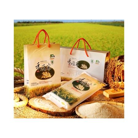 芳榮米廠 禾雁米糙米1.5kg