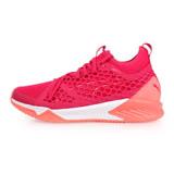 (女) PUMA IGNITE XT NETFIT 訓練運動鞋-慢跑 路跑 紫粉橘