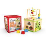 【風車圖書】寶寶多元智能學習盒-FOOD超人*新版*(購物車)