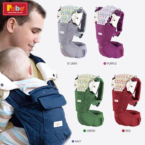 韓國Pabe 坐墊式減壓護頸背巾