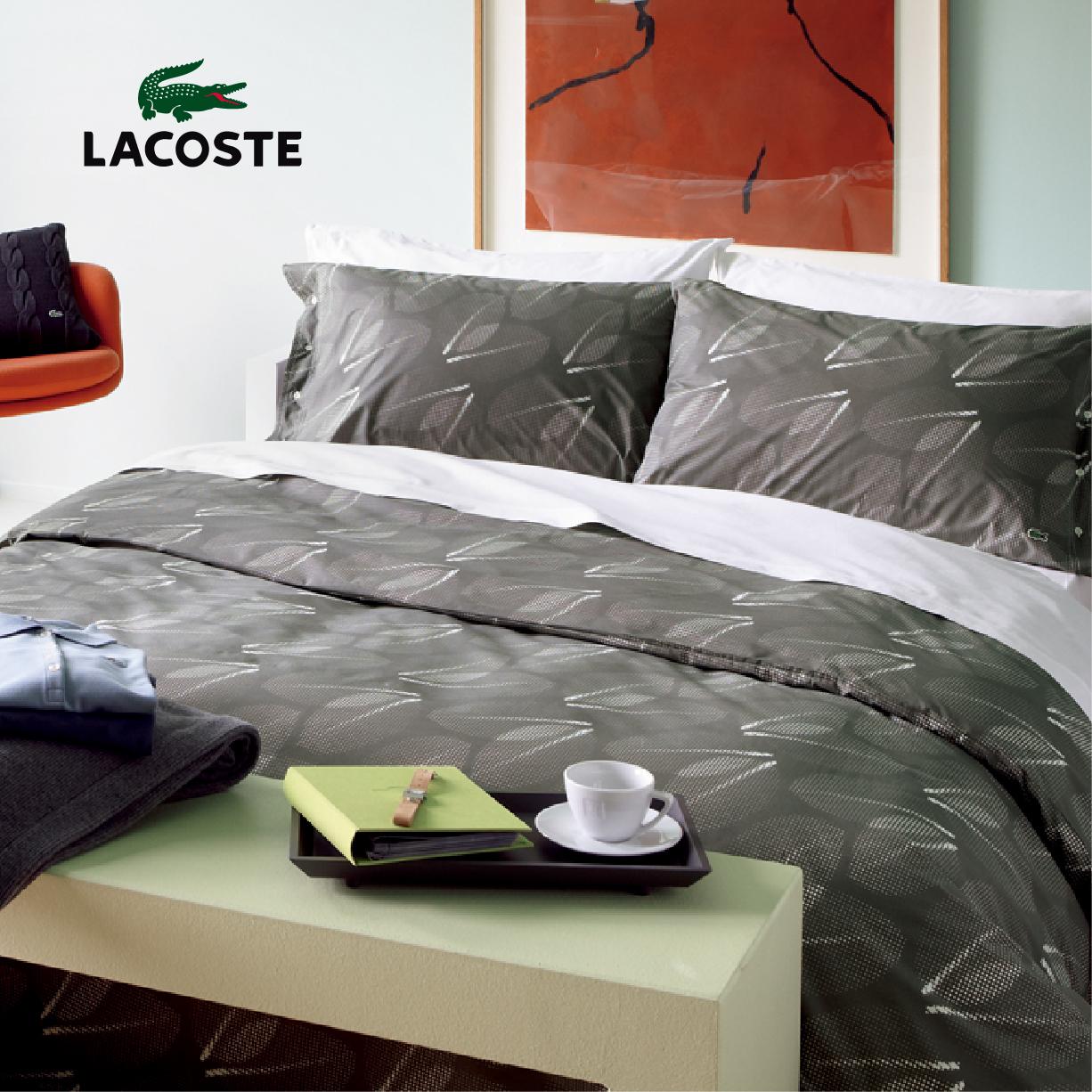 【LACOSTE】法國原裝加大床組ALUDRA