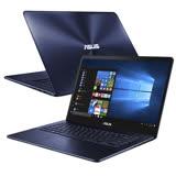 ASUS UX550VE-0021A7700HQ 15.6吋FHD/i7-7700HQ/512GSSD硬碟/GTX1050 T1 4G獨顯 輕薄窄邊效能筆電(藍)