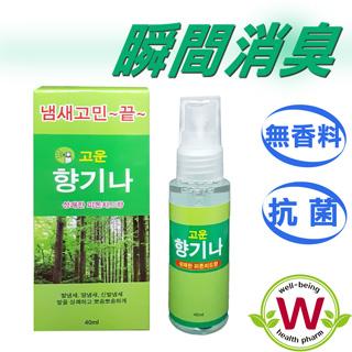 【WBH威必健】芬多精抗菌除臭噴霧 40ml
