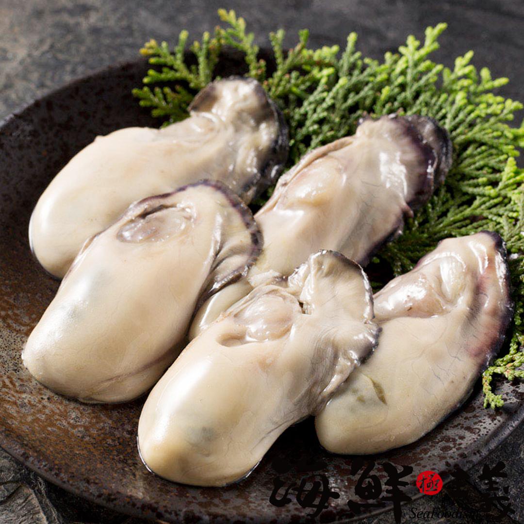 【海鮮主義】廣島牡蠣 (1kg/包)