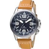 SEIKO 精工 PROSPEX空全方位飛行機械錶 4R35-01N0J SRPA75J1
