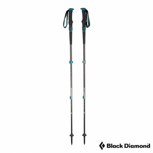 Black Diamond 女 TRAIL PRO SHOCK 氣墊式避震登山杖