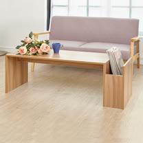 【ikloo】歐風優雅茶几桌/邊桌